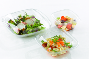 Food Containers and To-Go Boxes