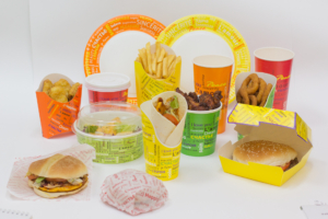 Packaging for Fast Food and Takeaway